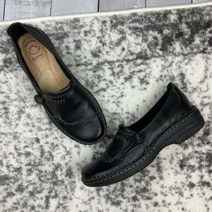 Earth Spirit Erin leather slip on loafers
